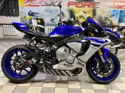 Yamaha R1, 2016
