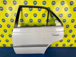 Дверь Боковая Toyota Corona Premio 1998-2001 AT210 4A-FE, задняя левая [121362]