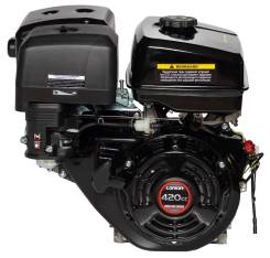 Двигатель Loncin G420F (15 л. с. ) с катушкой освещения