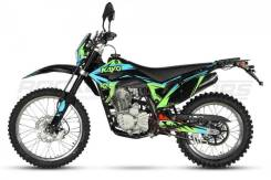 Кроссовый мотоцикл KAYO (Кайо) T2 250 Enduro 21/18 (2021)