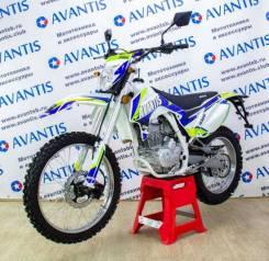 Мотоцикл Avantis (Авантис) FX 250 (PR250/172FMM-5, возд. охл. ) c ПТС