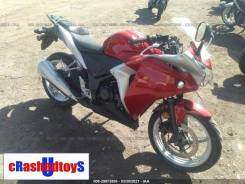 Honda CBR 250R 04183, 2012