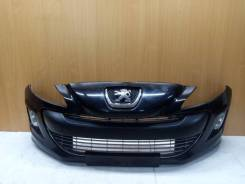 Бампер Peugeot 308 2007 [7401LS] T7 EP6, передний