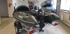 Лодка Gladiator E380 НДНД Tohatsu М9.9D2S