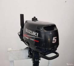Лодочный мотор Suzuki DF5 бу