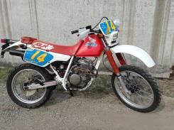 Honda XLR 250R, 1991