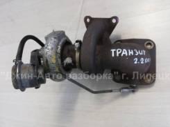 Турбина 2.2 дизель euro 4 Transit 6 Boxer 6C1Q6K682CE 1567327