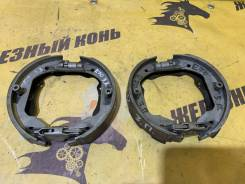 Колодки ручника BMW X5