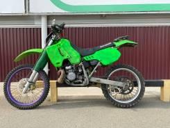 Kawasaki KDX 200, 1989