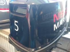 Лодочный мотор Nissan Marine NM5 BD S Б/У