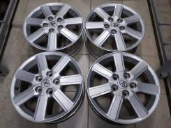 """Оригинальные Toyota на 16"""" (5*114.3) 6j ет+50 цо60.1мм"""