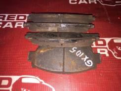 Тормозные колодки Toyota Mark Ii 1999 GX105-6007078 1G, переднее