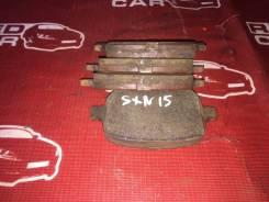 Тормозные колодки Toyota Nadia 2001 SXN15-0010509 3S