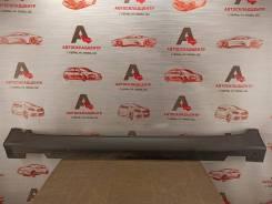 Накладка порога кузова - наружная облицовка Kia Sportage (2016-Н. в. ) [87751F1110], левая