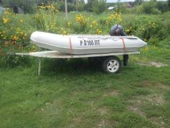 Продам лодку+ мотор+прицеп