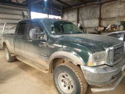 Ford F350, 2002