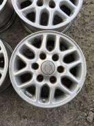 Оригинальное литье Nissan R 15 6 х139.7