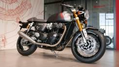 Triumph Thruxton 1200RS, 2021