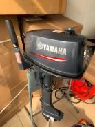 Лодочный мотор Yamaha 5 amhs бу
