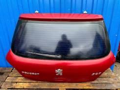 Дверь багажника Peugeot 307 2004 [8701S5] 1 1.6 NFU