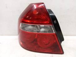 Фонарь Chevrolet Aveo 2005-2011 [96650614] T250, левый