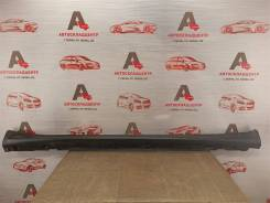 Накладка порога кузова - наружная облицовка Nissan Juke (2011-2020) [768501KA6A], правая