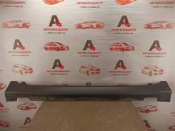 Накладка порога кузова - наружная облицовка Kia Sportage (2016-Н. в. ) [87752F1000], правая