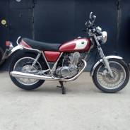 Yamaha SR400, 2005