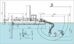 Земснаряд Dopke типа S || E Catamaran