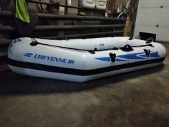 Спортивная лодка Jilong Cheyenne III 200