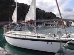 Яхта круизная океанская Yamaha 34СK
