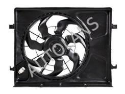 Вентилятор охлаждения радиатора 1.6 Hyundai I30 [404013HS, 253801H050, 253801H200, 253801H250, 253802H050, 253802R180]