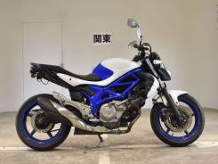 Мотоцикл Suzuki SFV400 Gladius, 2012г.