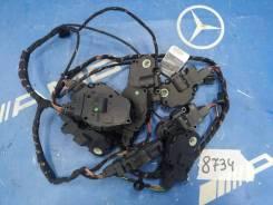 Проводка печки с моторчиками в сборе Mercedes-Benz Ml 500 2006 164 113.964