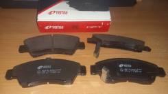 Колодки тормозные передние Honda Civic 91-01/FIT, JAZZ 02-/CAPA 98-02