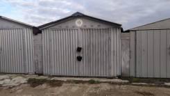 Металлический гараж в ГСК Волна