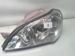 Фара Chevrolet Evanda V200 EN HE HD TA HR X20D1 0301-001305, левая передняя