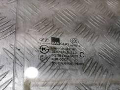 Стекло двери задней правой Hyundai Getz [834201C010]