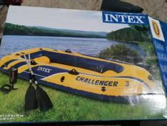 Продам лодку Intex Chellenger 3
