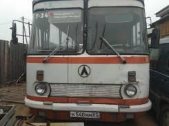 ЛАЗ 695, 1989