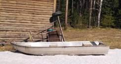 Лодка моторная Вятка 37