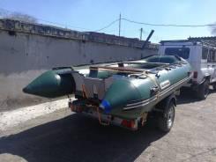Лодка пвх Golfstream 430