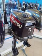 Лодочный двигатель Tohatsu 5 л. с