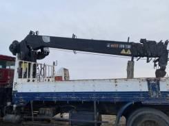 Продам крановую установку HIAB 190 TM. Грузоподъёмность 8 тонн