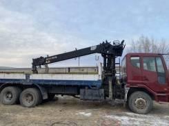 Продам крановую установку HIAB 190 TM. Грузоподъёмность 8 тонн .