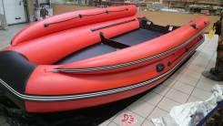 Лодка пвх Абакан-380 JET