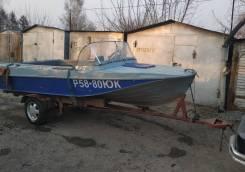 Лодка Казанка 5М2 с мотором Yamaha 55BEDS