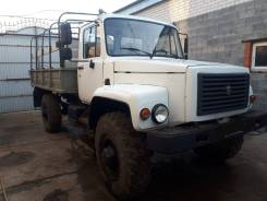 ГАЗ-33081, 2016