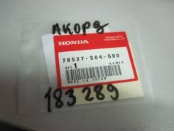 Табличка информационная, Honda (Хонда)-Аккорд, 03-… [78527s04g80]