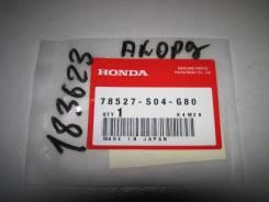 Табличка информационная, Honda (Хонда)-Аккорд [78527s04g80]